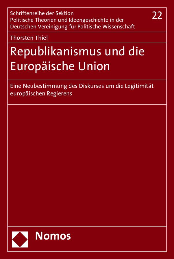 Thiel: Republikanismus-und-die-Europäische-Union