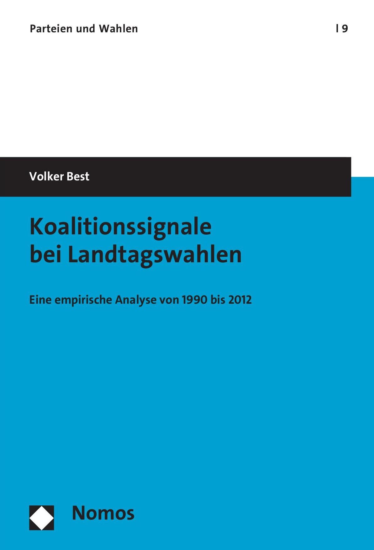 Volker Best: Koalitionssignale bei Landtagswahlen